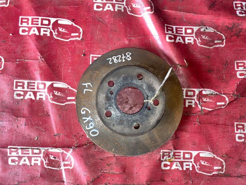 Тормозной диск Toyota Mark Ii GX90 передний (б/у)