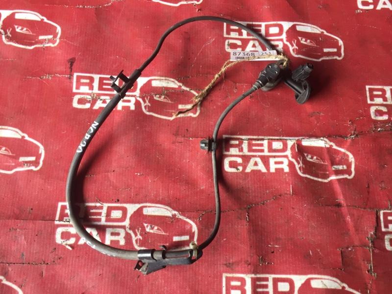 Датчик abs Toyota Funcargo NCP20-0200341 2NZ-1919466 2001 передний правый (б/у)