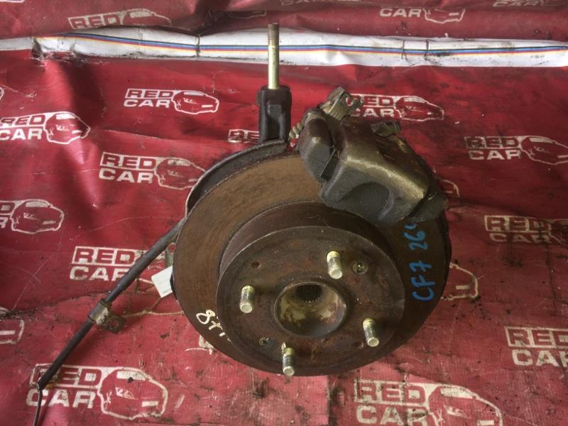 Ступица Honda Accord CF7-1103253 F23A-1084193 1999 задняя правая (б/у)