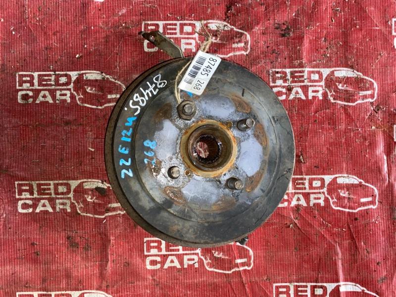 Ступица Toyota Corolla Runx ZZE124-0020190 1ZZ-2428159 2005 задняя левая (б/у)