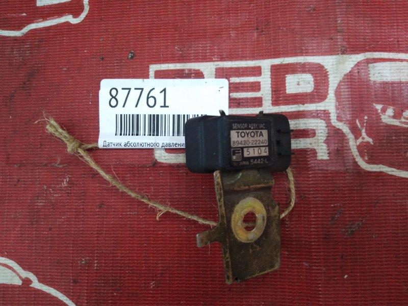 Датчик абсолютного давления Toyota Mark Ii JZX90 1JZ-GE (б/у)