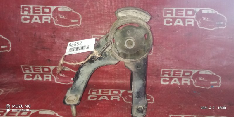 Подушка двигателя Toyota Carina AT212 4A задняя (б/у)