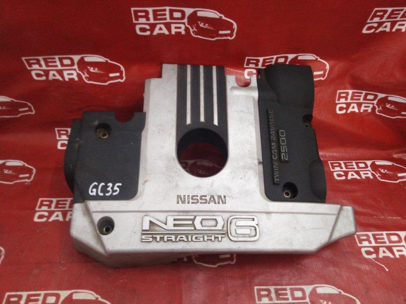 Декоративная крышка двс Nissan Laurel GC35 RB25 (б/у)