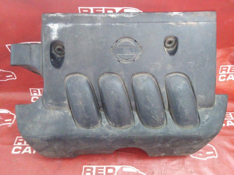 Декоративная крышка двс Nissan Bluebird Sylphy KG11 MR20 (б/у)