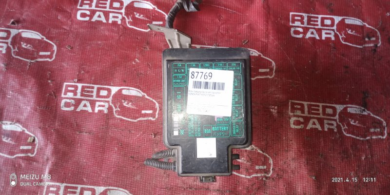 Блок предохранителей под капот Honda Partner EY7 D16A (б/у)