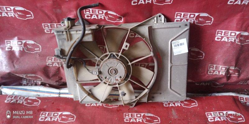 Диффузор радиатора Toyota Platz SCP11 1SZ (б/у)