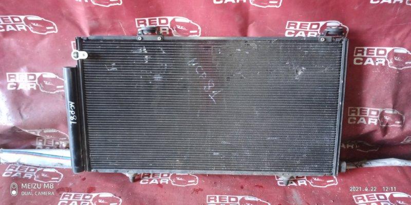 Радиатор кондиционера Toyota Sienta NCP81 1NZ (б/у)