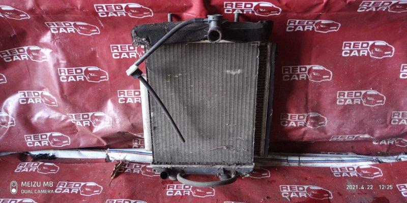 Радиатор основной Toyota Passo KGC10 1KR (б/у)