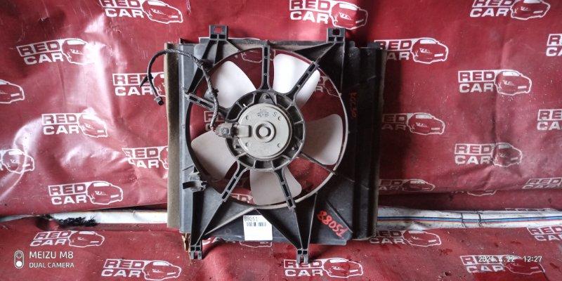 Диффузор радиатора Toyota Passo KGC30 1KR (б/у)