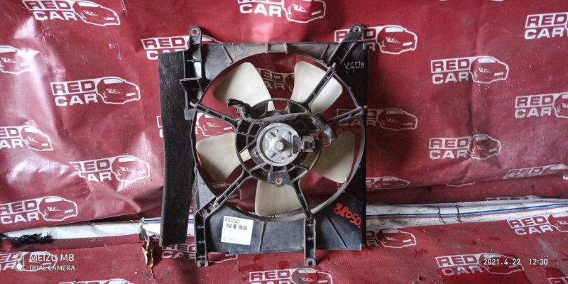 Диффузор радиатора Toyota Passo KGC10 1KR (б/у)