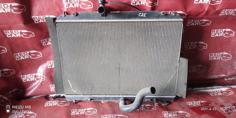 Радиатор основной Nissan Serena С25 MR20 (б/у)