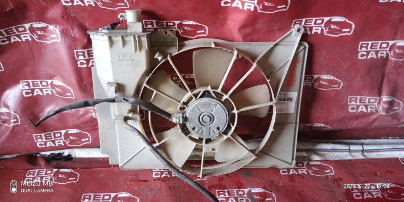 Диффузор радиатора Toyota Sienta NCP81 1NZ (б/у)