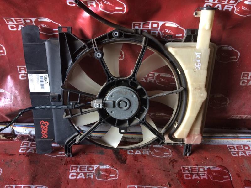 Диффузор радиатора Toyota Vitz NCP90 1NZ (б/у)