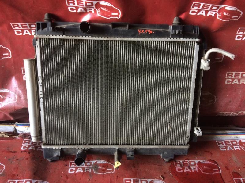 Радиатор основной Toyota Vitz KCP90 1KR (б/у)