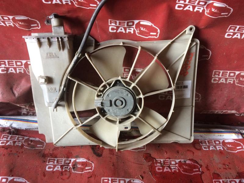 Диффузор радиатора Toyota Probox NCP51 1NZ (б/у)