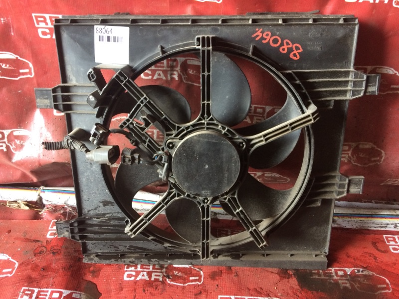 Диффузор радиатора Nissan Lafesta NB30 MR20 (б/у)