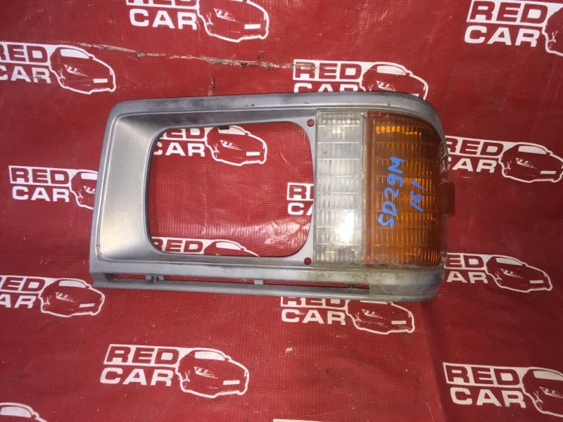 Очки на фары Mazda Bongo SD29M-402356 R2 1993 левые (б/у)