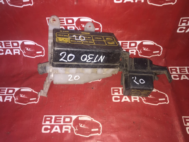 Блок предохранителей под капот Nissan X-Trail NT30 QR20 (б/у)