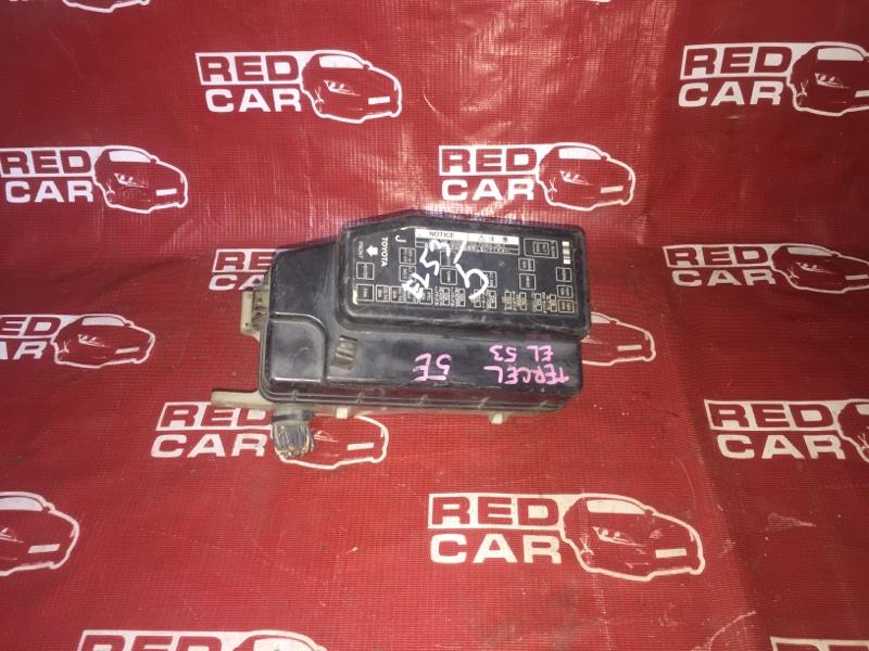 Блок предохранителей под капот Toyota Tercel EL53 5E (б/у)