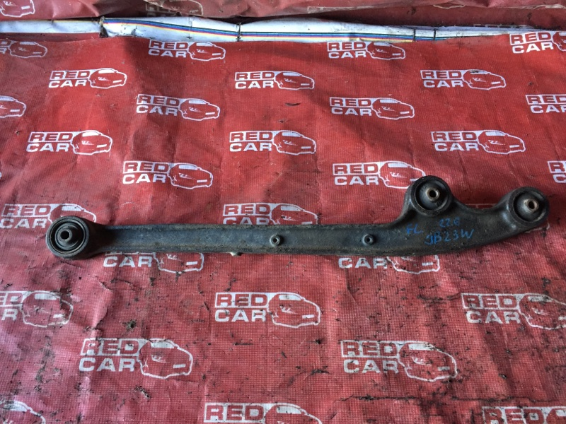 Рычаг Suzuki Jimny JB23W-213260 K6A 2000 передний (б/у)