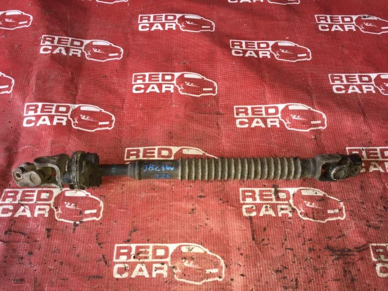 Рулевой карданчик Suzuki Jimny JB23W-213260 K6A 2000 (б/у)