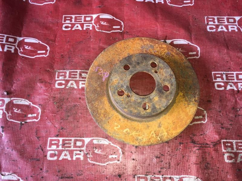 Тормозной диск Toyota Exiv ST202 3S передний (б/у)