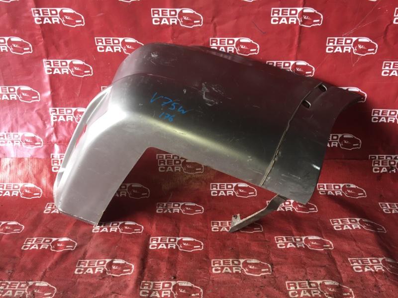 Клык бампера Mitsubishi Pajero V75W-0007823 6G74 2000 задний правый (б/у)