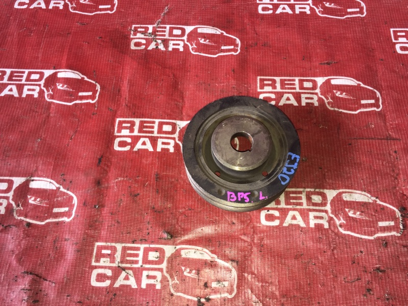 Шкив коленвала Subaru Legacy BP5 EJ20 (б/у)