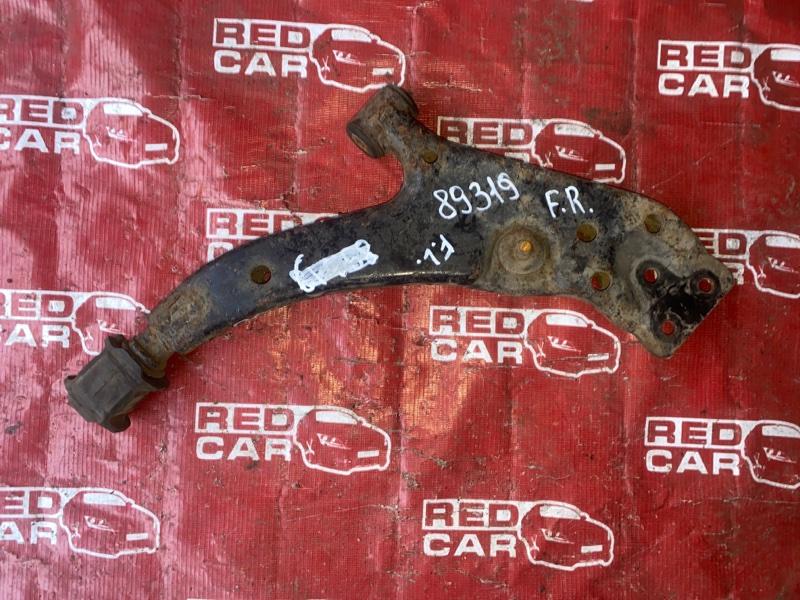 Рычаг Toyota Corsa EL41 передний правый (б/у)