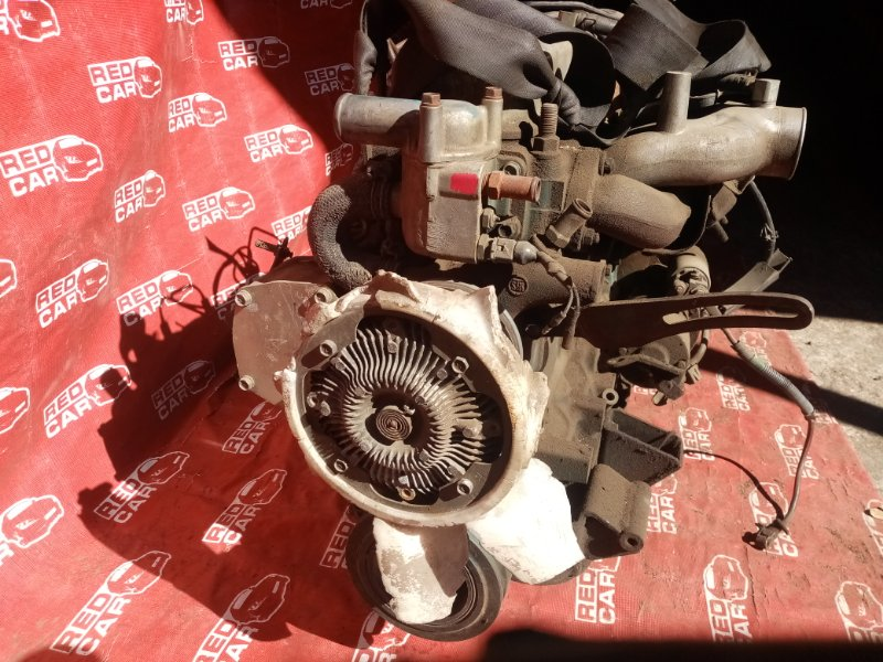 Двигатель Nissan Atlas SD23 (б/у)