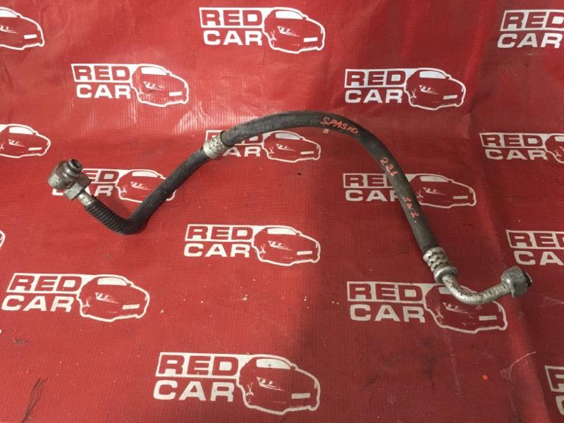 Шланг кондиционера Toyota Spacio NZE121-3229404 1NZ-A964237 2003 (б/у)