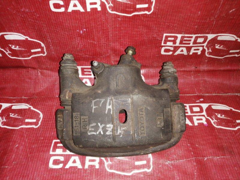 Суппорт Toyota Raum EXZ15 передний правый (б/у)