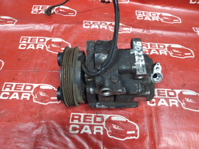 Компрессор кондиционера Mazda Familia BG6P B6 (б/у)
