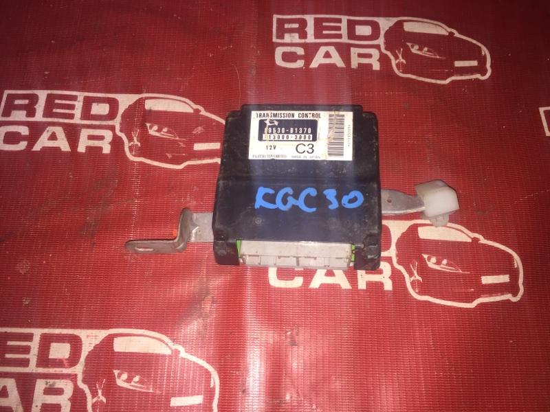 Блок управления акпп Toyota Passo KGC30 1KR (б/у)