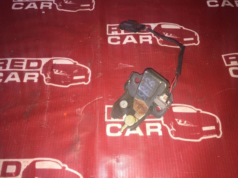 Замок багажника Nissan Sunny SB13-602623 CD17 1992 (б/у)