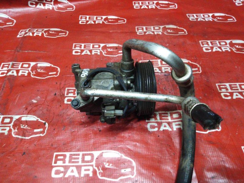 Компрессор кондиционера Toyota Passo KGC15 1KR (б/у)