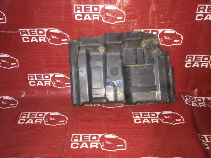 Защита двигателя Toyota Passo KGC30 1KR передняя правая (б/у)