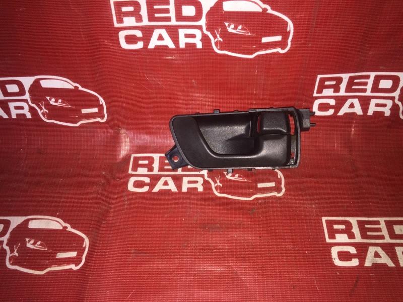 Ручка двери внутренняя Mitsubishi Pajero Io H76W-0122782 4G93 2000 передняя правая (б/у)