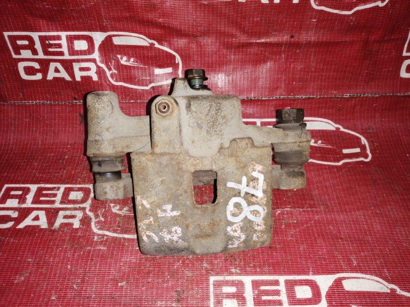 Суппорт Subaru Pleo RA2 задний правый (б/у)