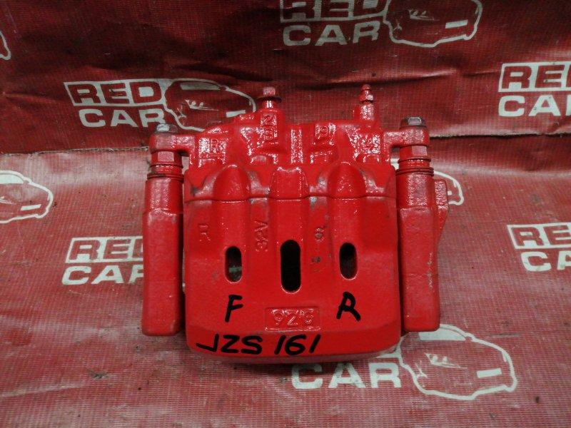 Суппорт Toyota Aristo JZS161 передний правый (б/у)