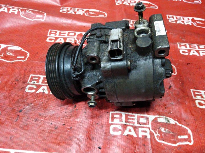 Компрессор кондиционера Toyota Raum EXZ15 5E (б/у)