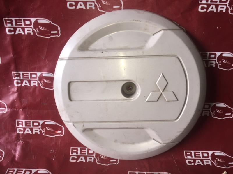 Чехол для запасного колеса Mitsubishi Pajero Io H76W-0122782 4G93 2000 (б/у)