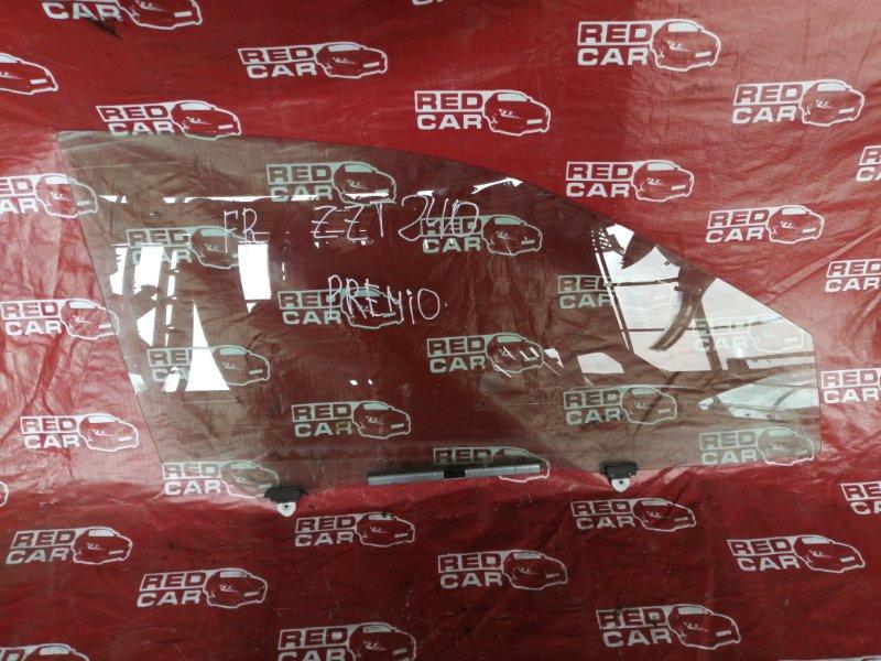 Стекло двери Toyota Premio ZZT240 переднее правое (б/у)