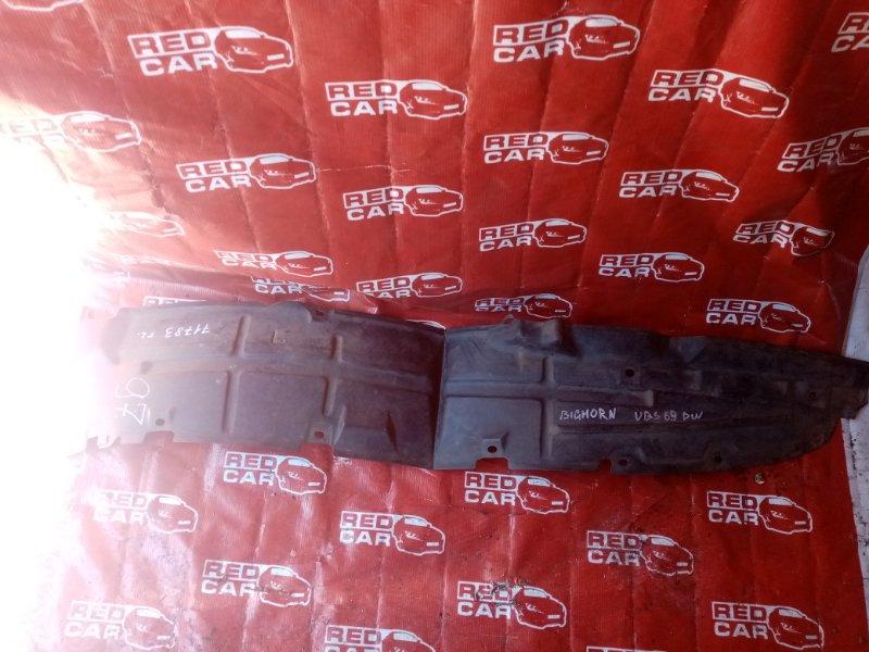 Подкрылок Isuzu Bighorn UBS69DW передний левый (б/у)