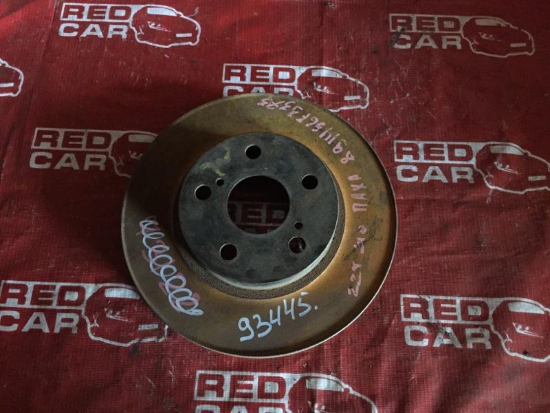 Тормозной диск Toyota Allion ZZT245 передний (б/у)