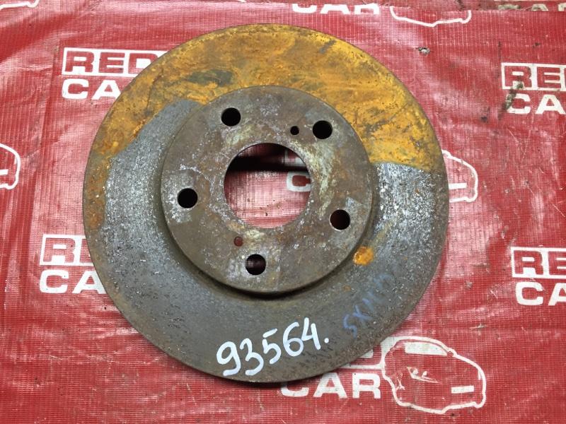 Тормозной диск Toyota Nadia SXN15 передний (б/у)