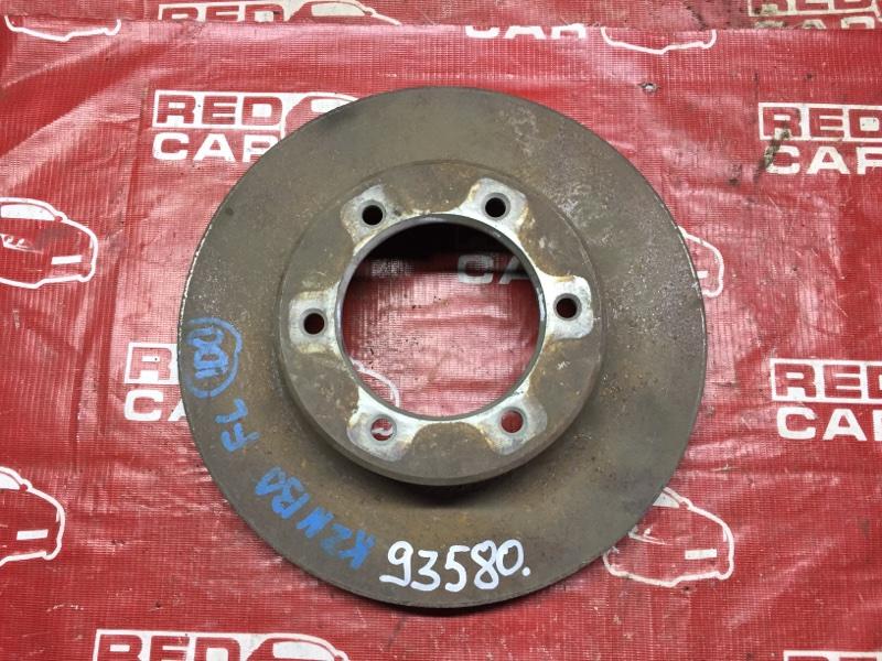 Тормозной диск Toyota Hilux Surf KZN130-9063606 1KZ 1995 передний (б/у)