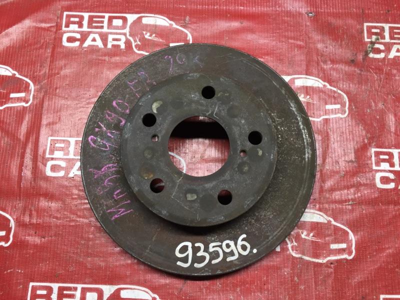 Тормозной диск Toyota Chaser GX90 передний (б/у)