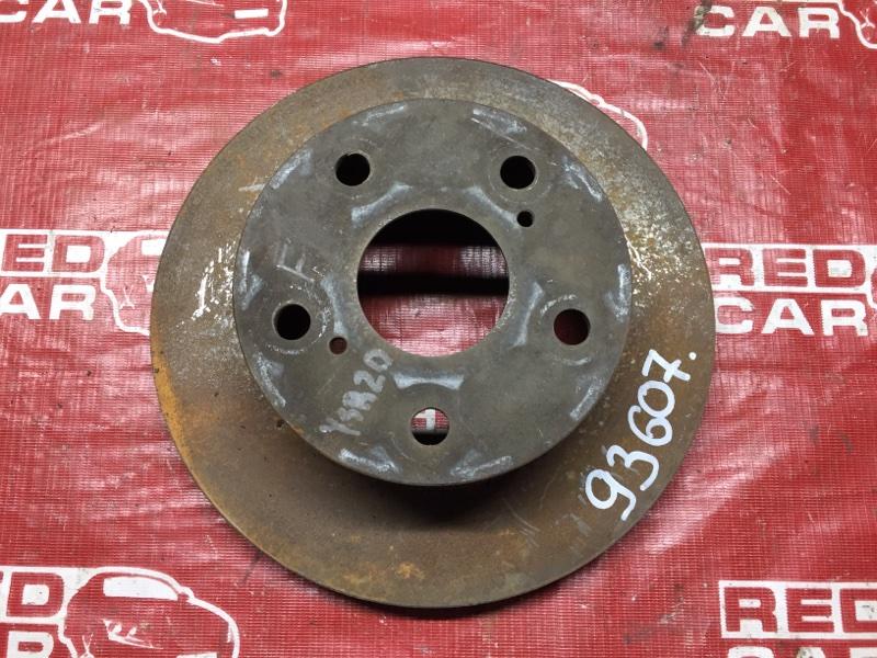 Тормозной диск Toyota Chaser GX81 передний (б/у)