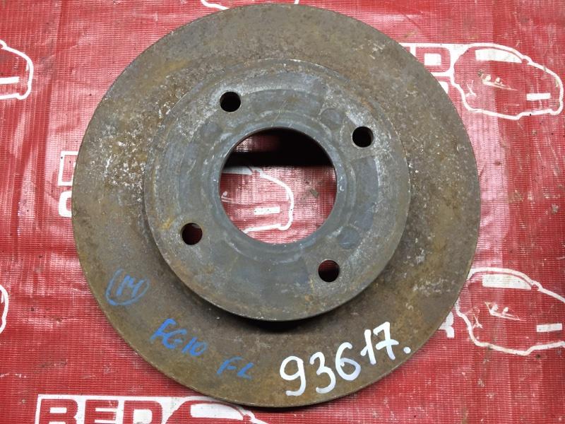 Тормозной диск Nissan Bluebird Sylphy FG10 передний (б/у)